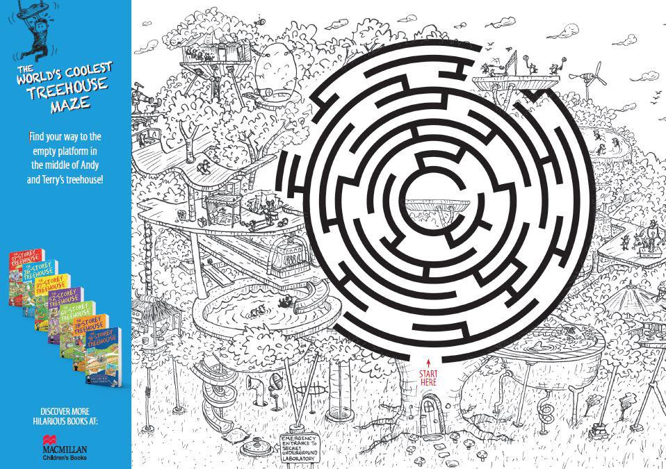 treehouse-maze-activity-sheet