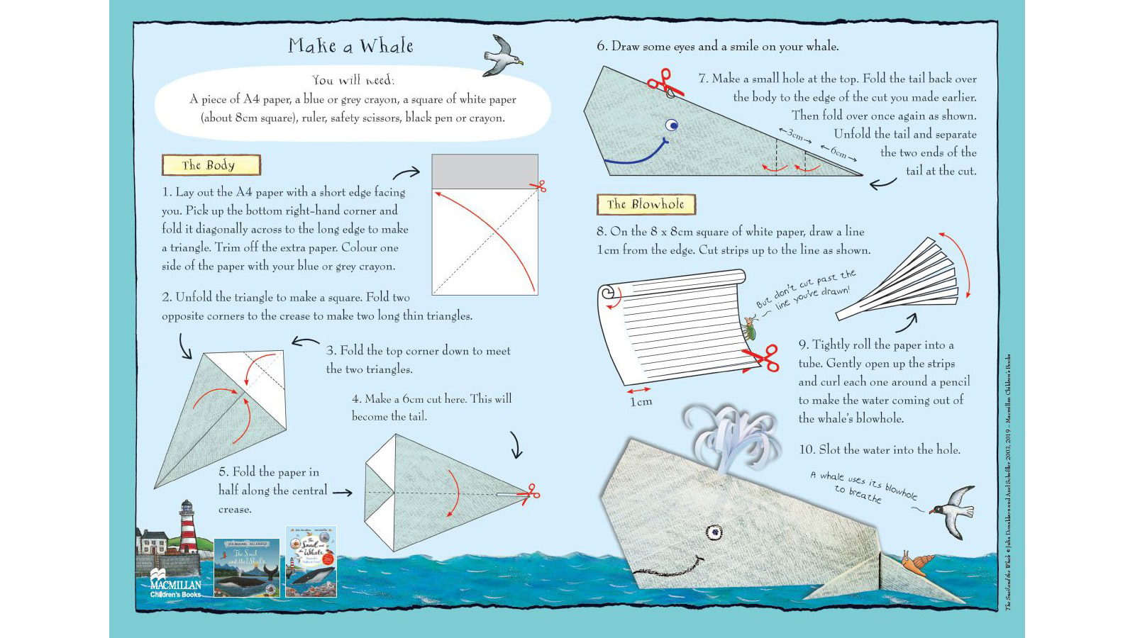 Make-a-whale-activity-sheet