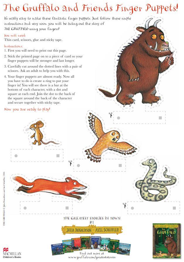 gruffalo-finger-puppets-activity-sheet
