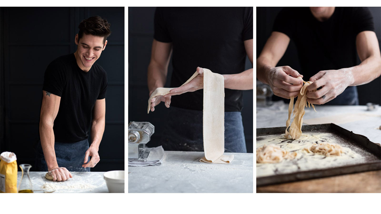 Issac-Carew-making-pasta
