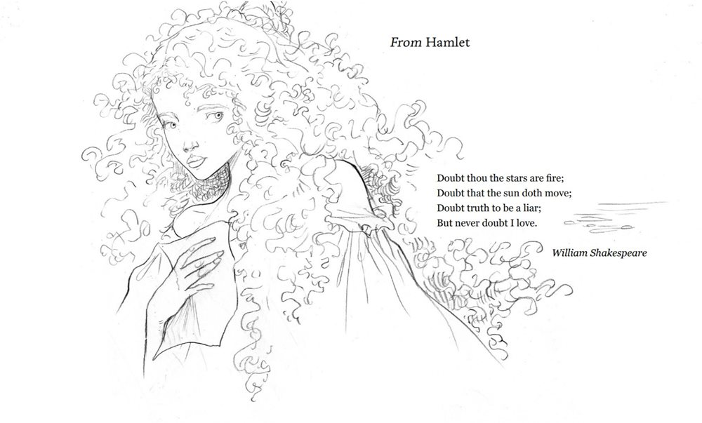 From-Hamlet-illustrated-by-Chris-Riddell