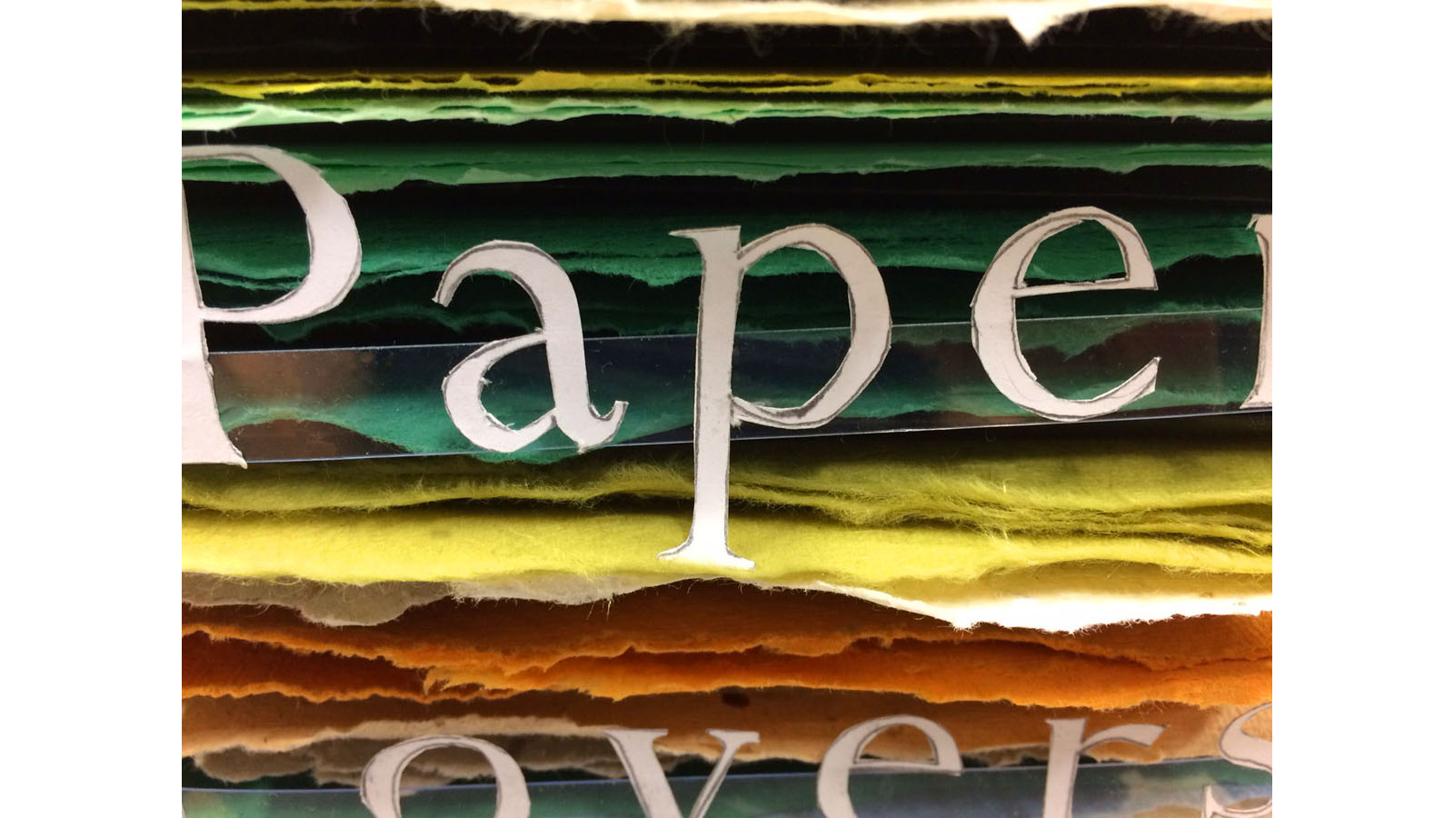 Gerard Woodward The Paper Lovers cover design 3