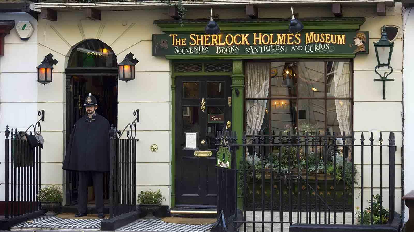 Sherlock-Holmes-Museum