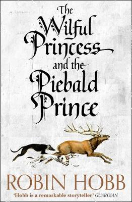 The-Wilful-Princess-and-the-Piebald-Prince-Robin-Hobb-book-cover