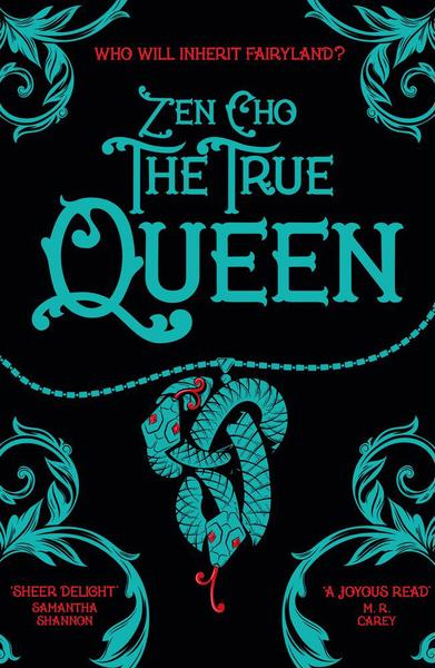 The-True-Queen-Zen-Cho-book-cover