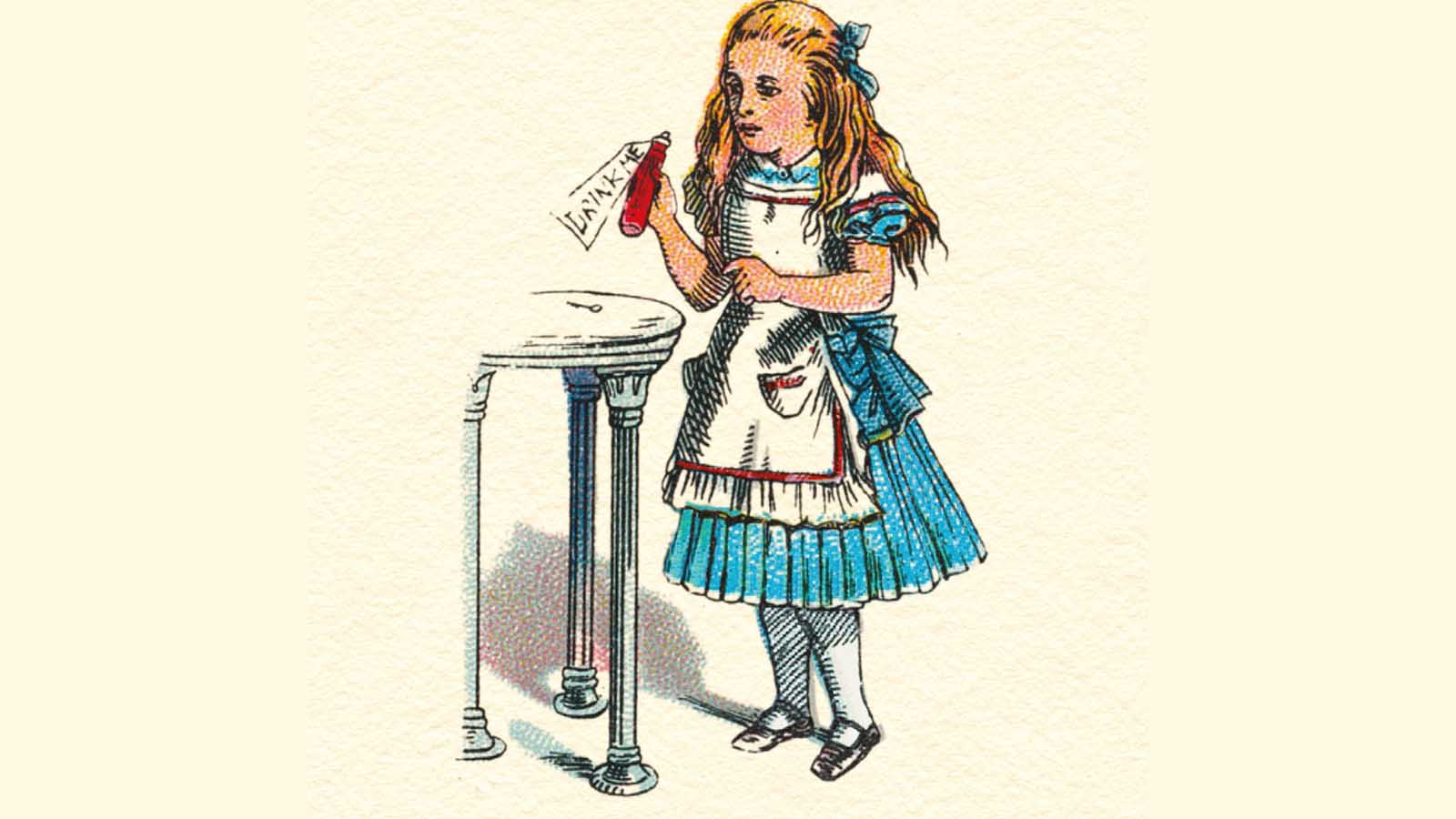 Gifts For Fans Of Alice In Wonderland