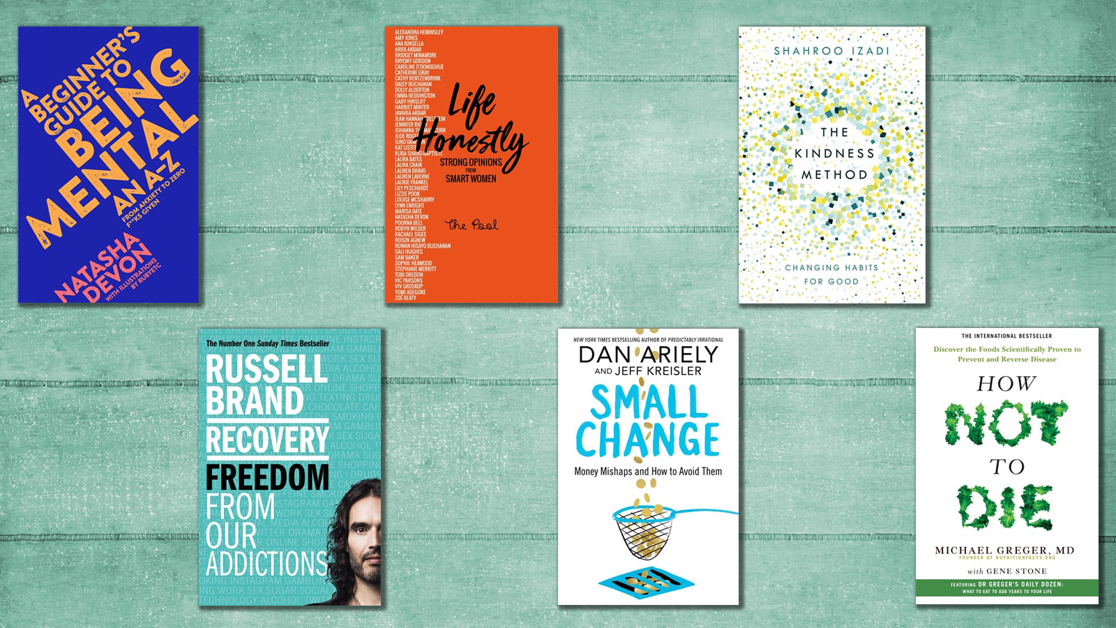 20 Best Personal Development and Self-Help Books