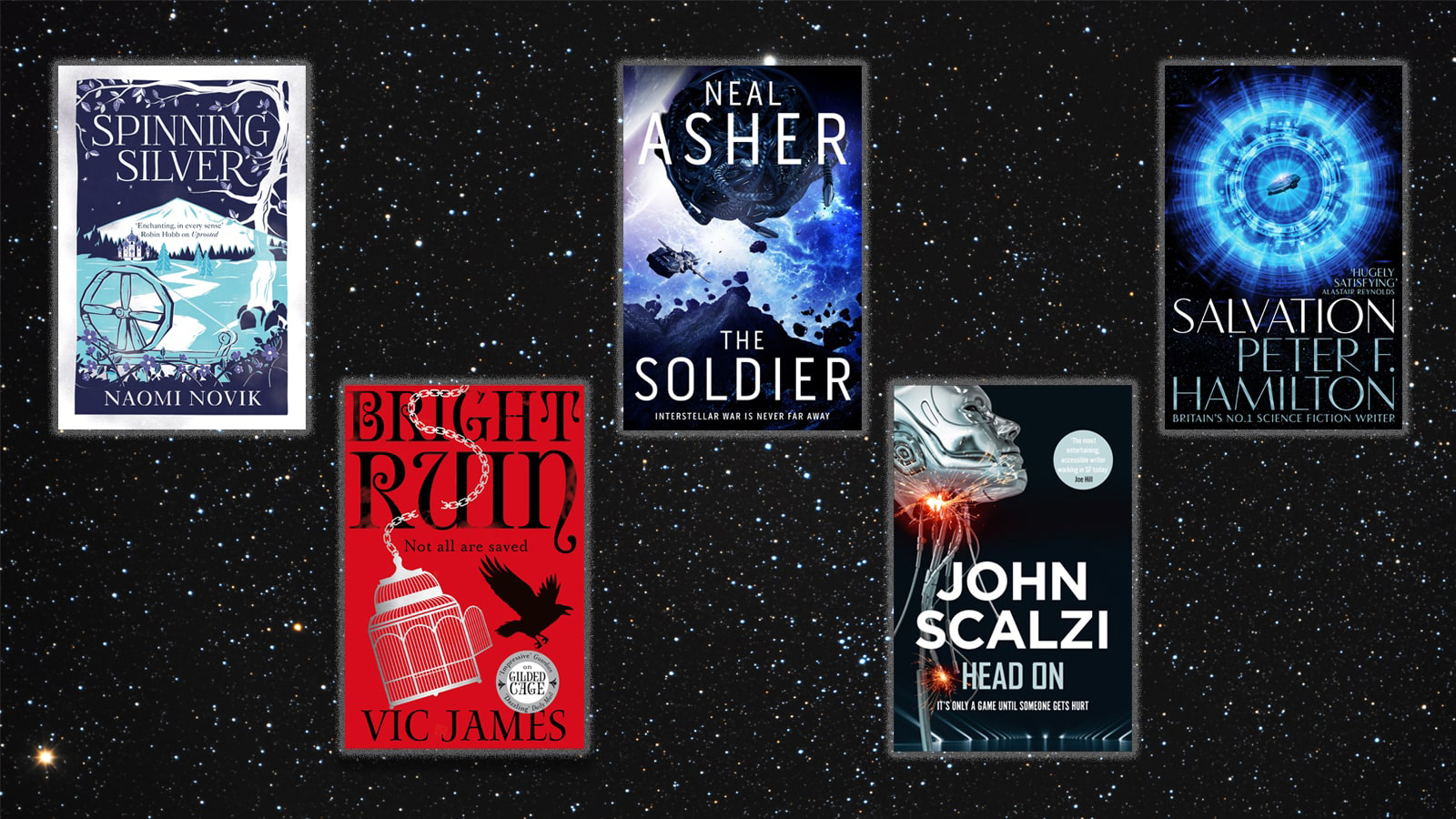 Best Books Of 2018 Science Fiction And Fantasy