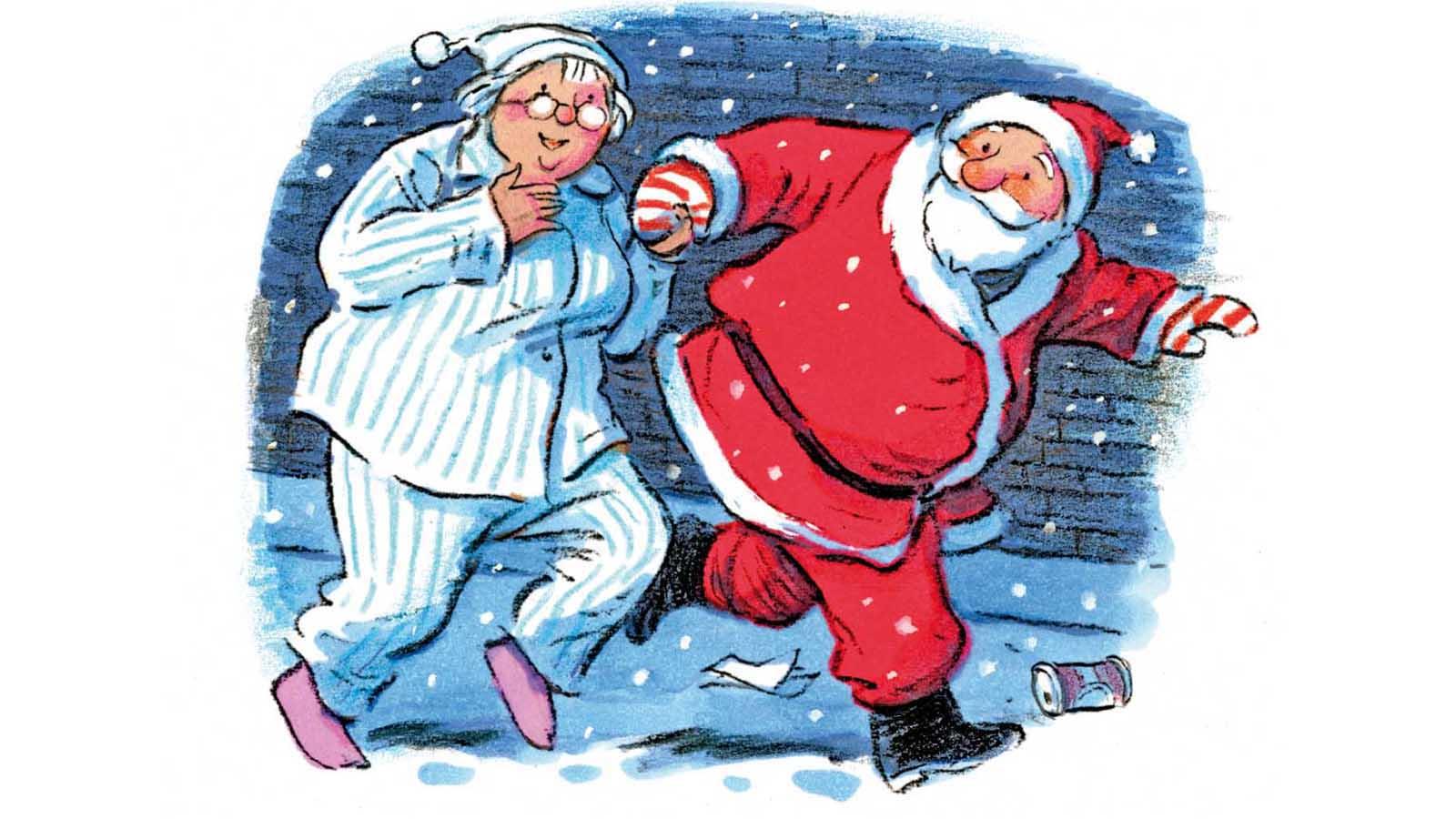 Carol Ann Duffys Christmas Poems