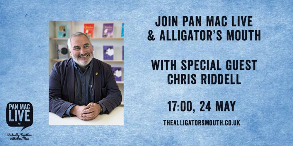 Chris Riddell Event