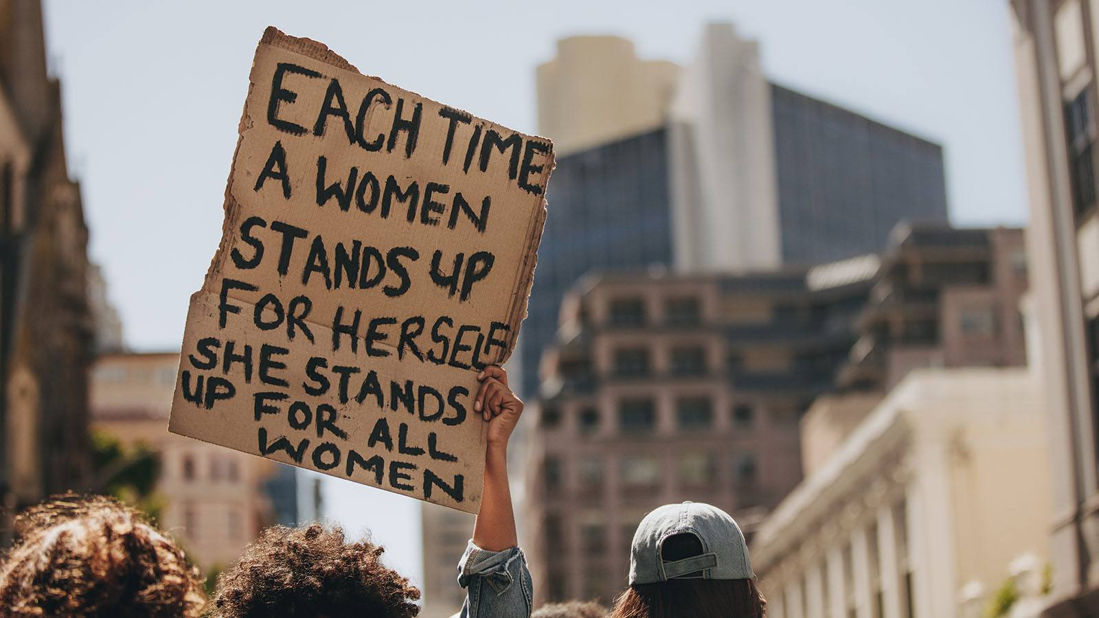 Feminist quotes from strong women