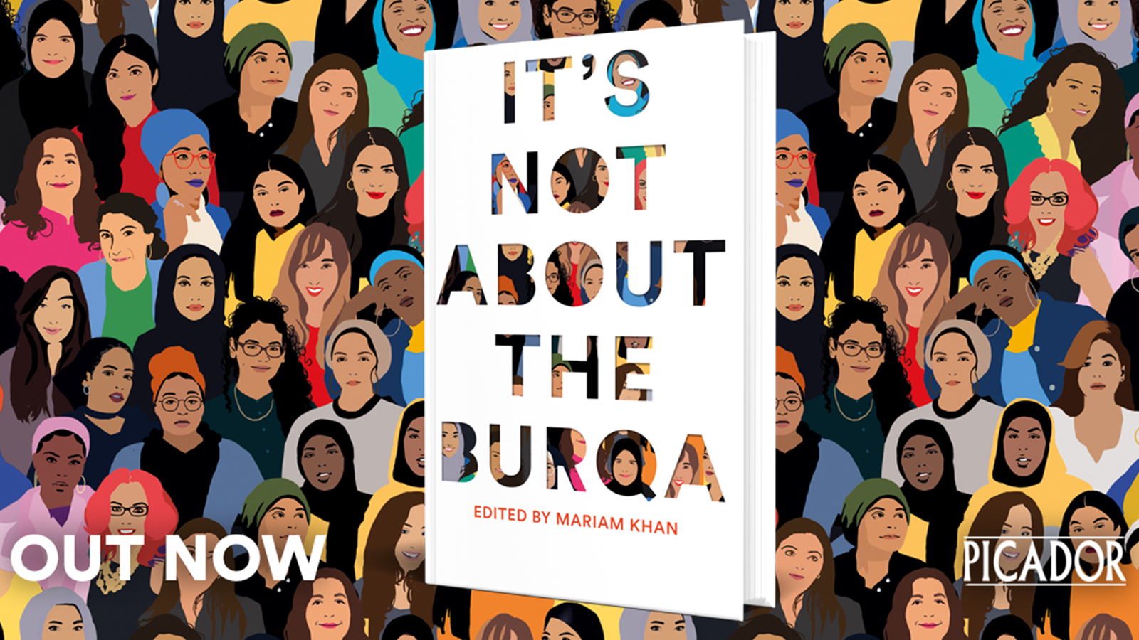 Image result for It's not about the burqa