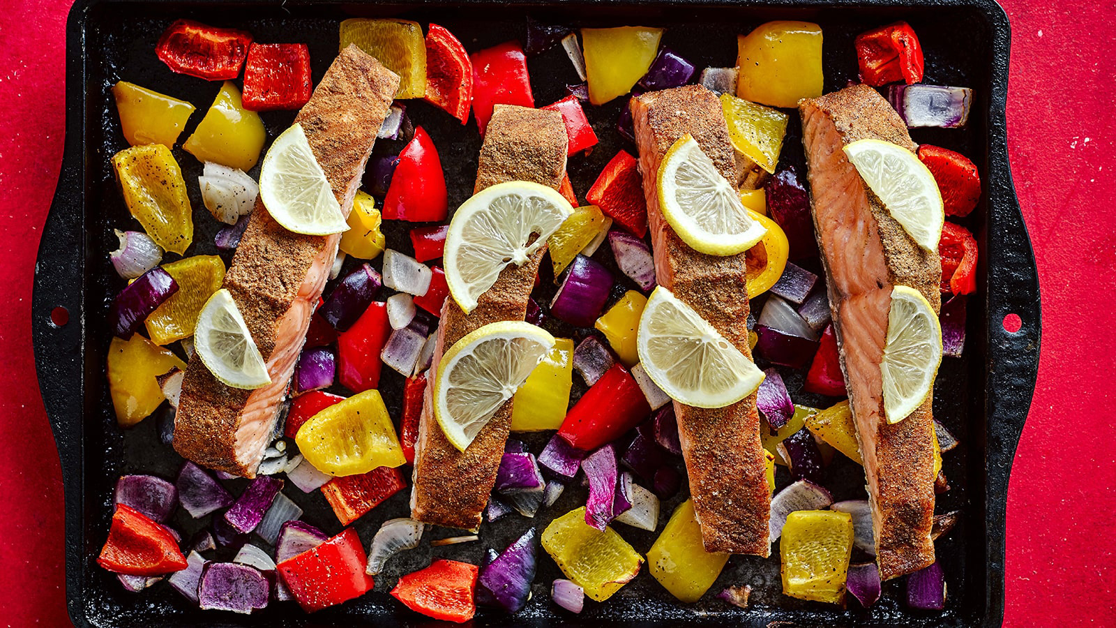 Low Calorie Moroccan Spiced Salmon Recipe From Pinch Of Nom