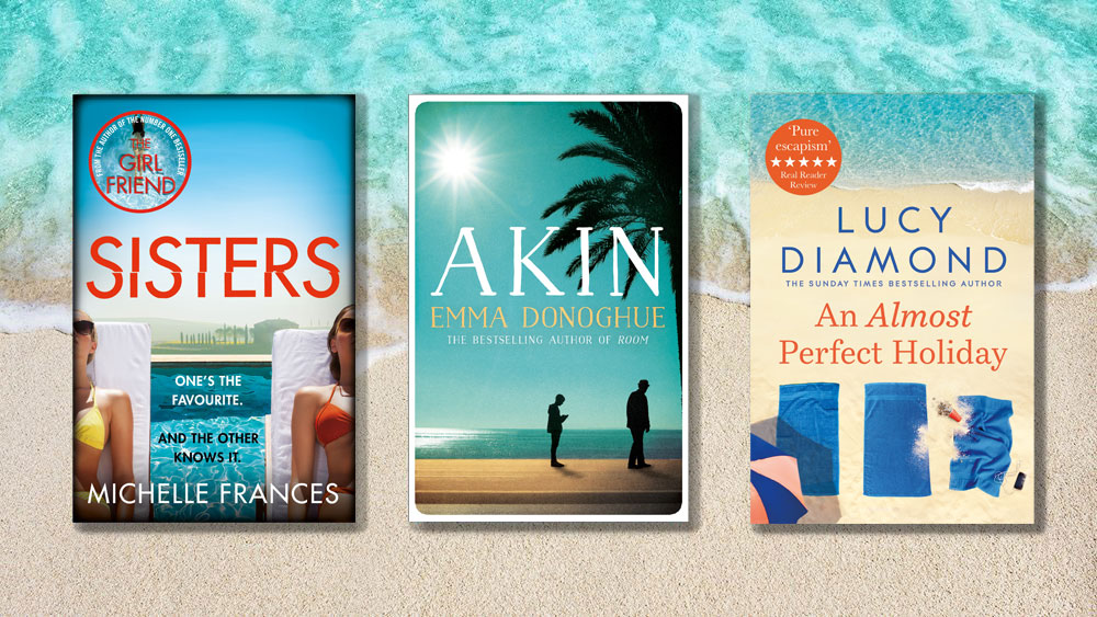 The best holiday reads for your summer reading list
