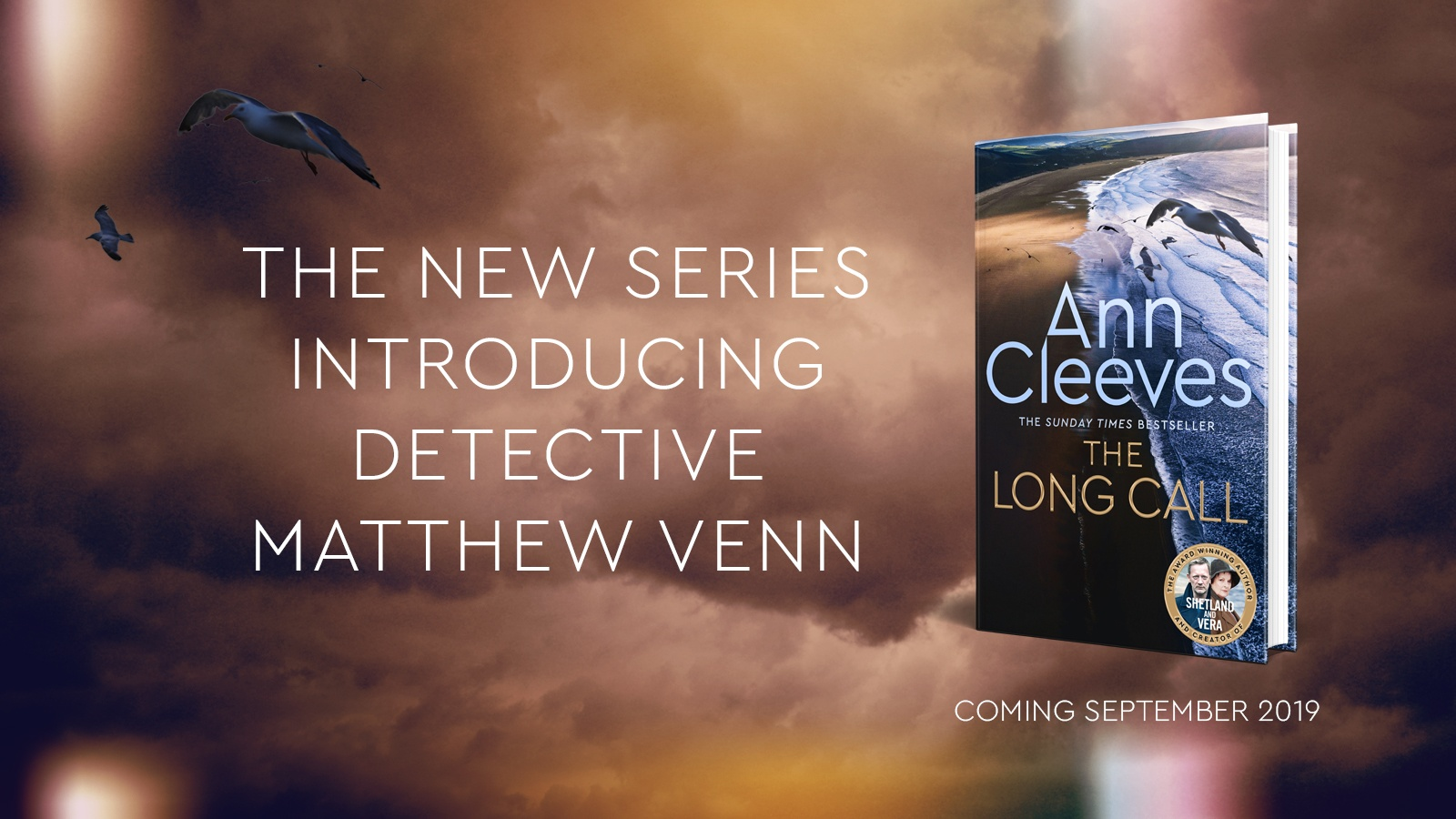 Read an extract from Ann Cleeves' The Long Call
