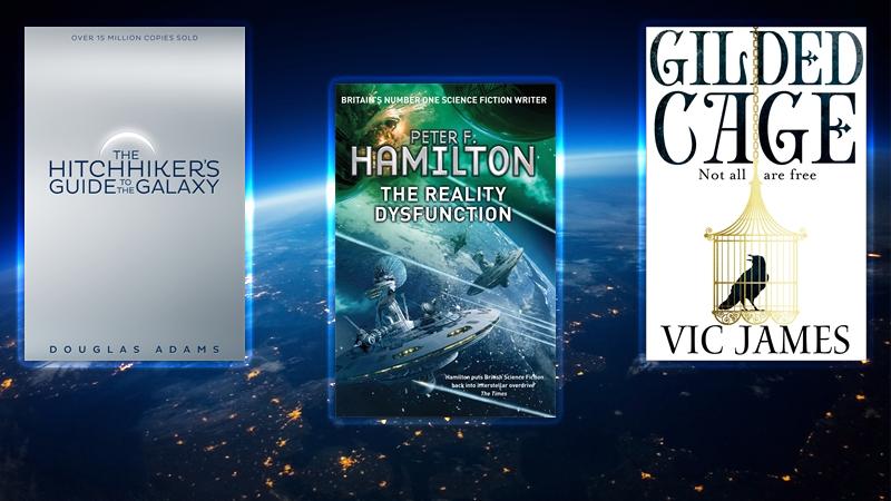 best sci fi and fantasy audiobooks