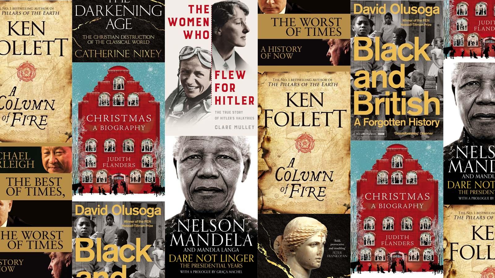 New books from Pan Macmillan
