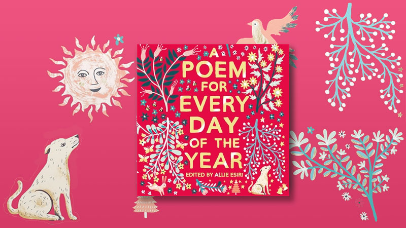 Listen to Helena Bonham Carter Simon Russell Beale narrate A Poem for Every Day of the Year