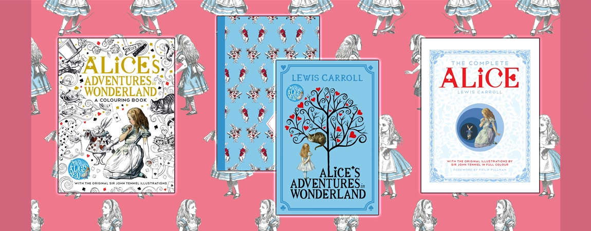 Alice In Wonderland Books Quotes Characters And More