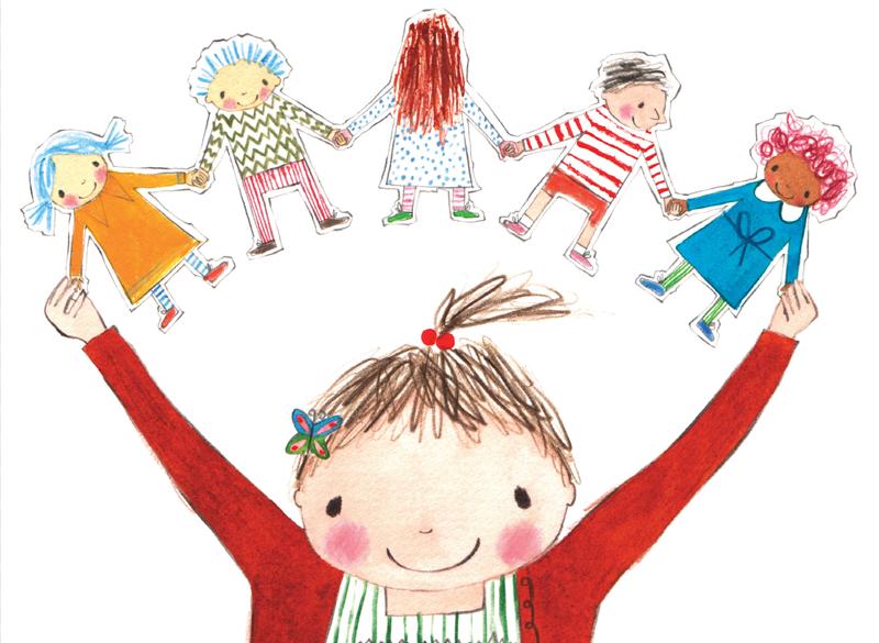 make julia donaldson s paper dolls at home