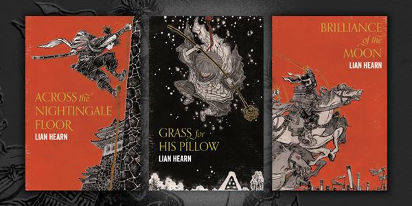Lian Hearn's Tales of the Otori