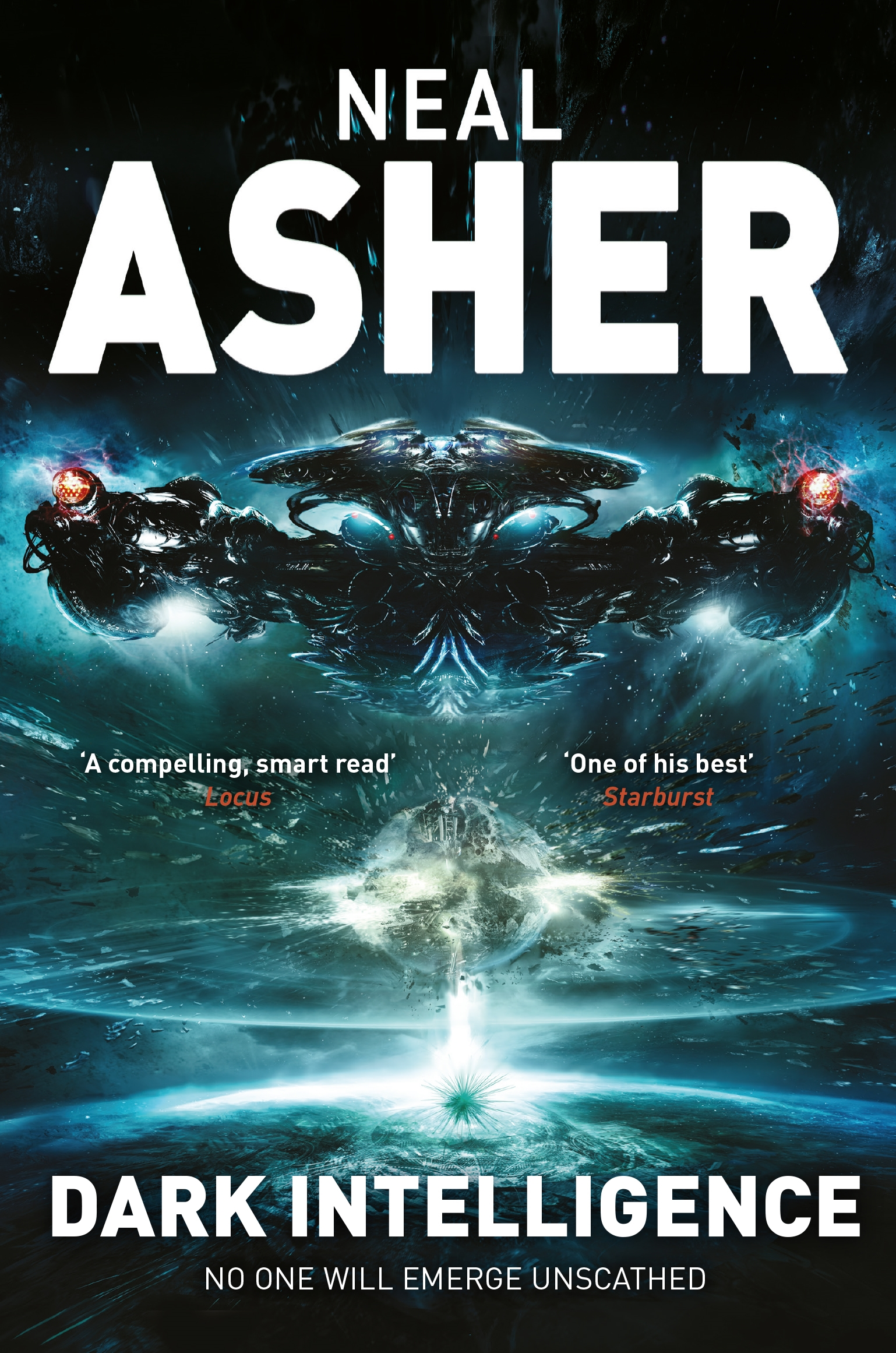 Dark Intelligence Neal Asher
