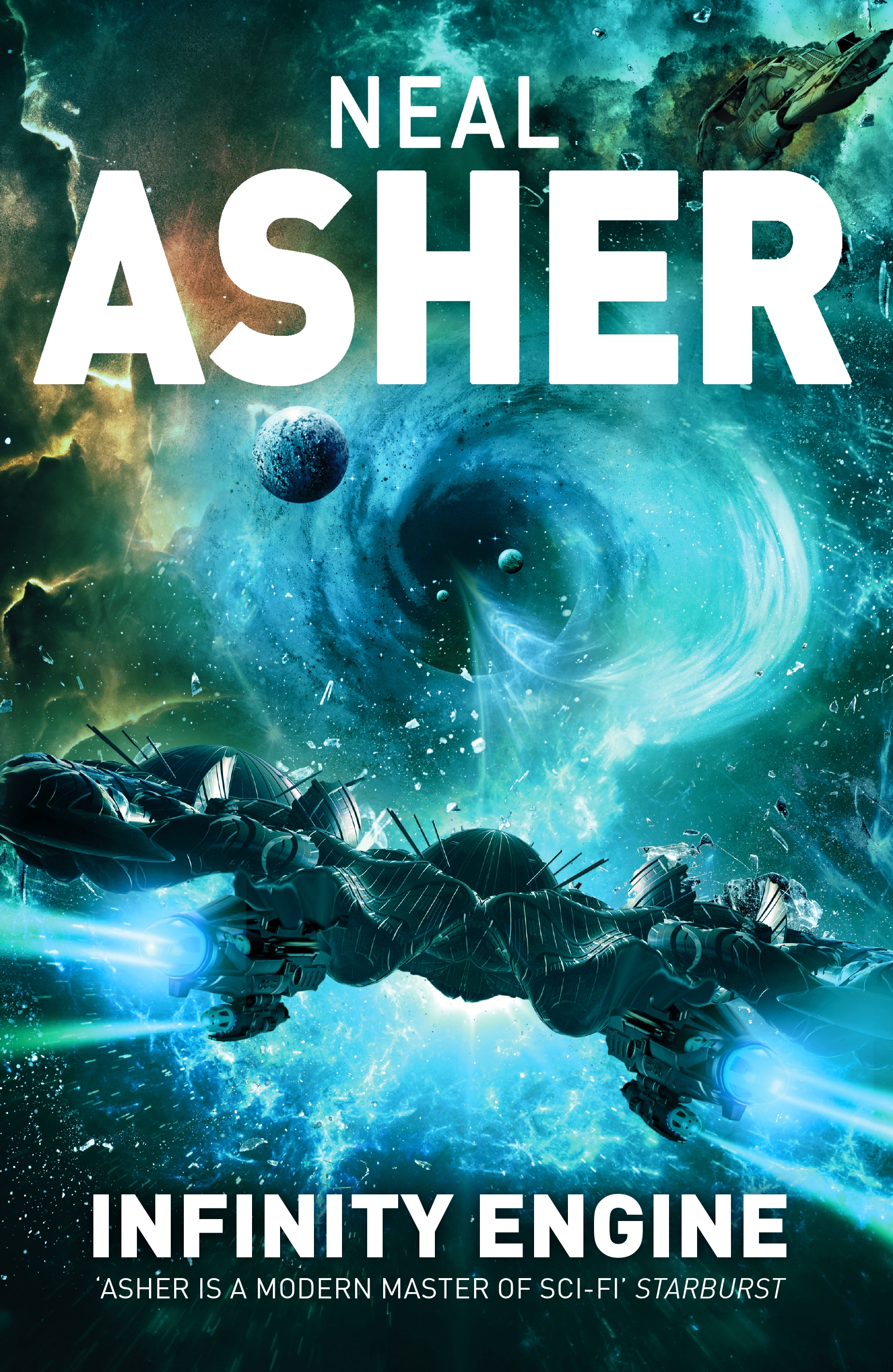 Infinity Engine Neal Asher