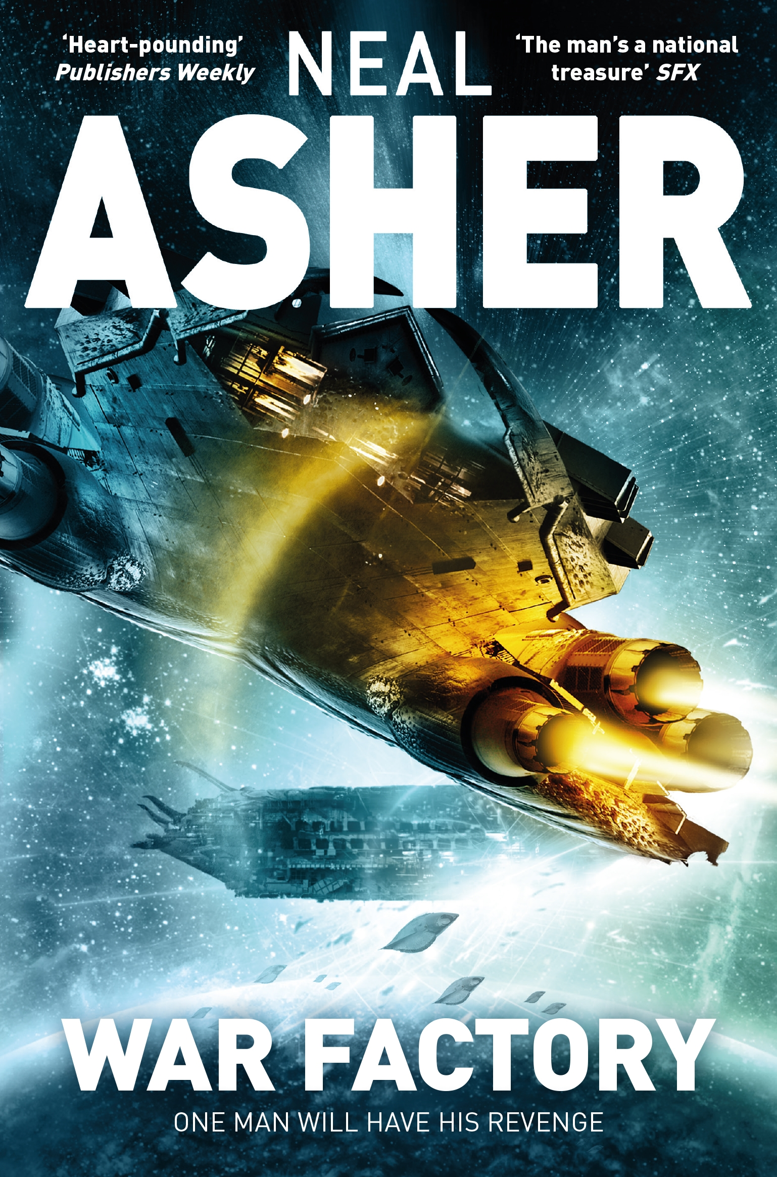 War Factory Neal Asher