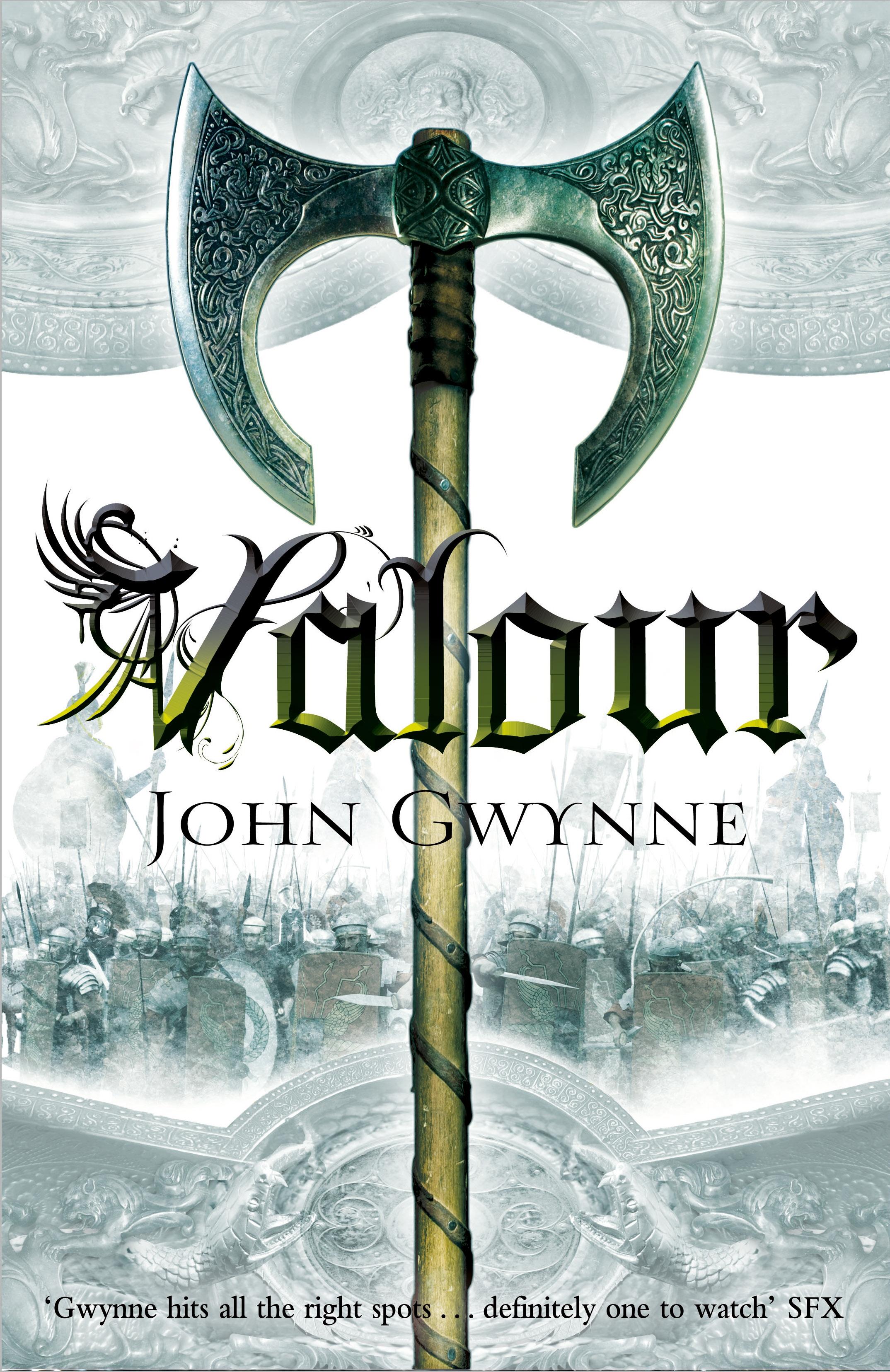 Valour John Gwynne