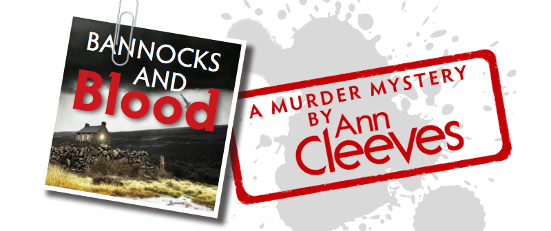 A murder mystery game by Ann Cleeves
