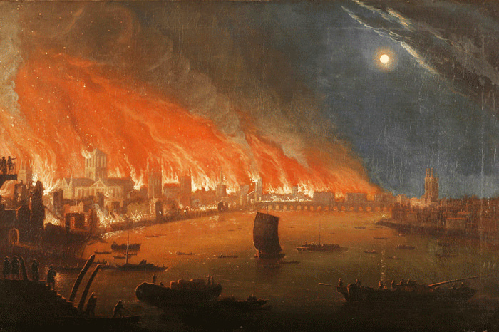 The Great Fire Of London Unusual Facts