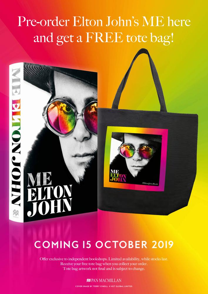 Elton John Indie Pre Order