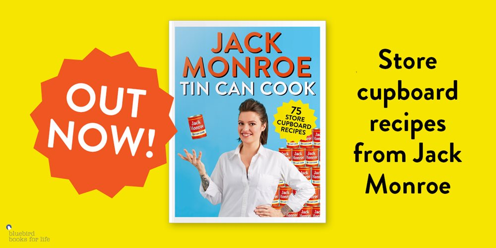 Tin Can Cook Tweet Card - OUT NOW