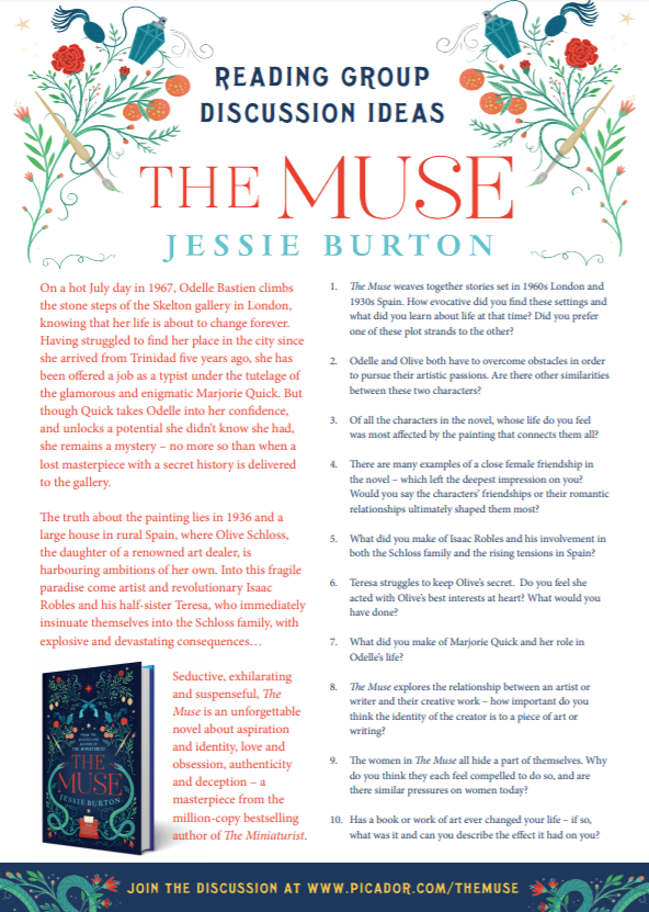 The Muse Discussion Notes