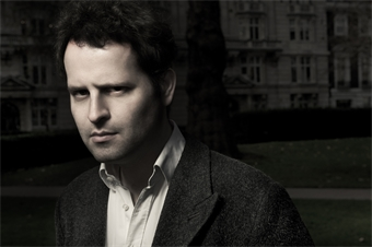 Adam Kay at Bookish Crickhowell
