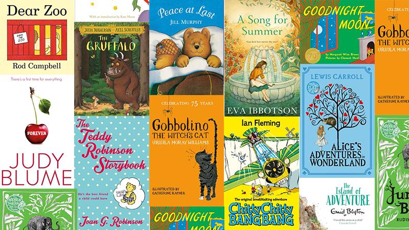 13 classic children's books