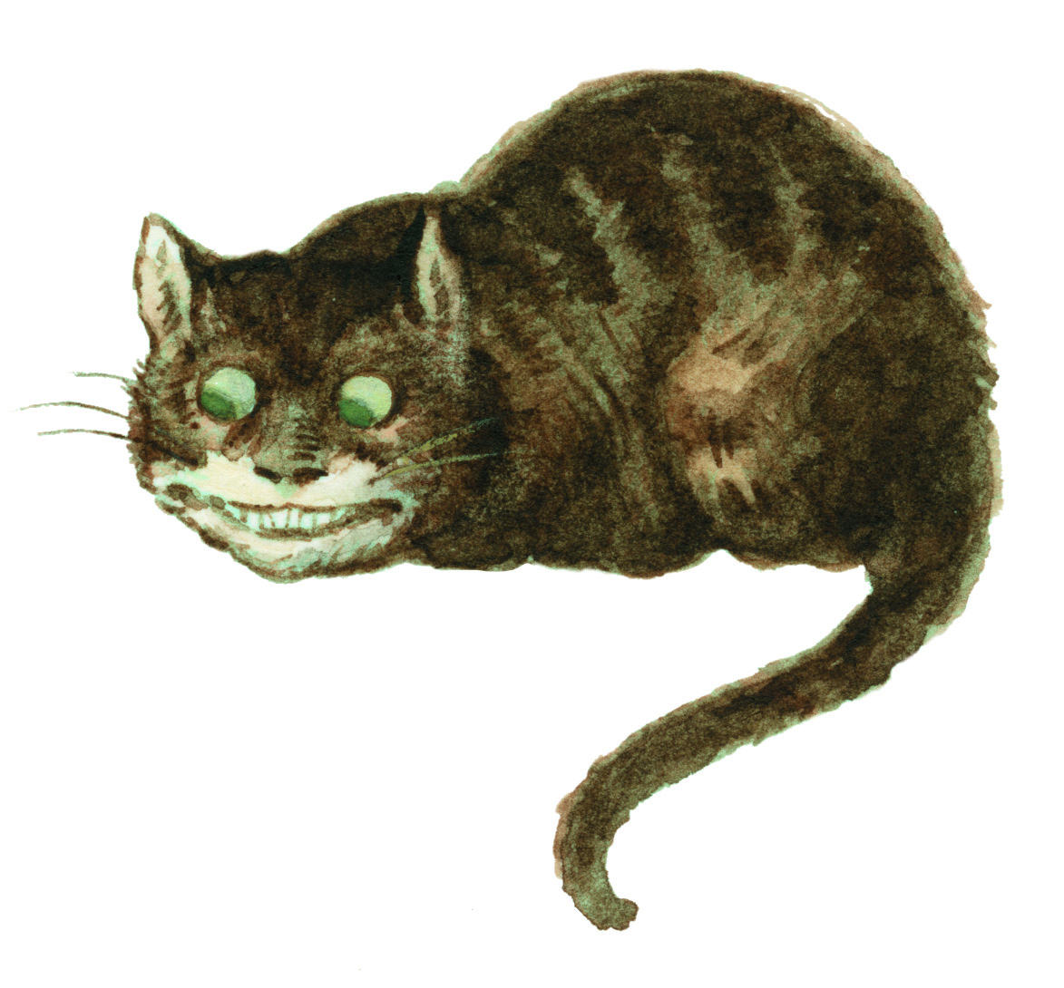 Alice in Wonderland's Cheshire Cat