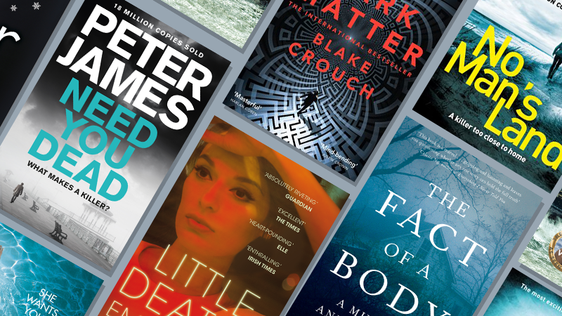 The best crime and thriller books of 2017