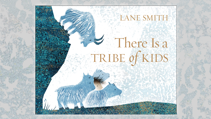 There Is a Tribe of Kids by Lane Smith wins CILIP Kate Greenaway Medal