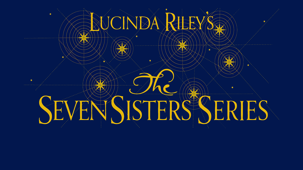 Lucinda Rileys The Seven Sisters books in order - Pan