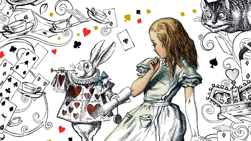 Image result for alice in wonderland