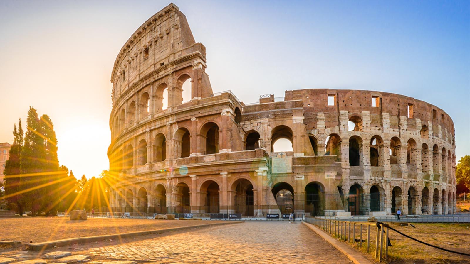 colloseum-rome-sunrise