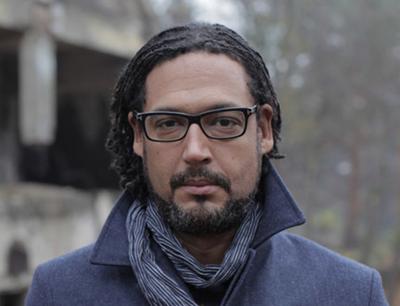 David Olusoga at Edinburgh International Book Festival