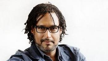 David Olusoga at BBC History Weekend