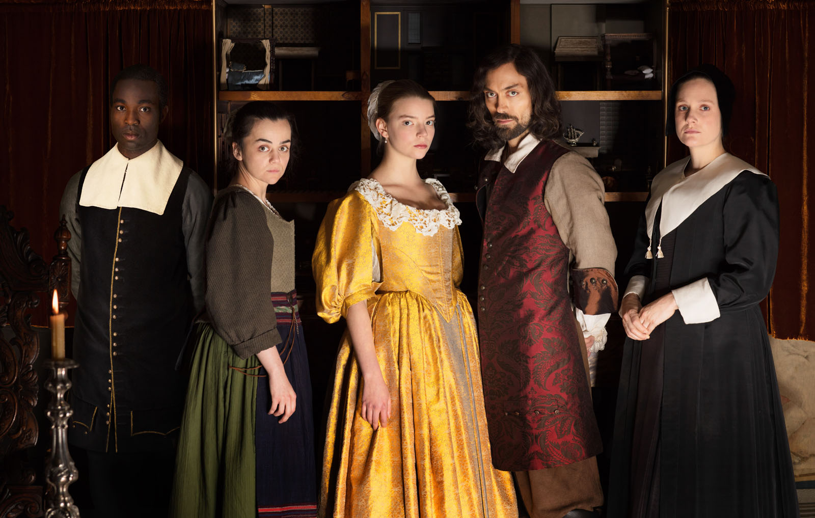 The-Miniaturist-full-cast-photo-bbc-the-forge-copyright