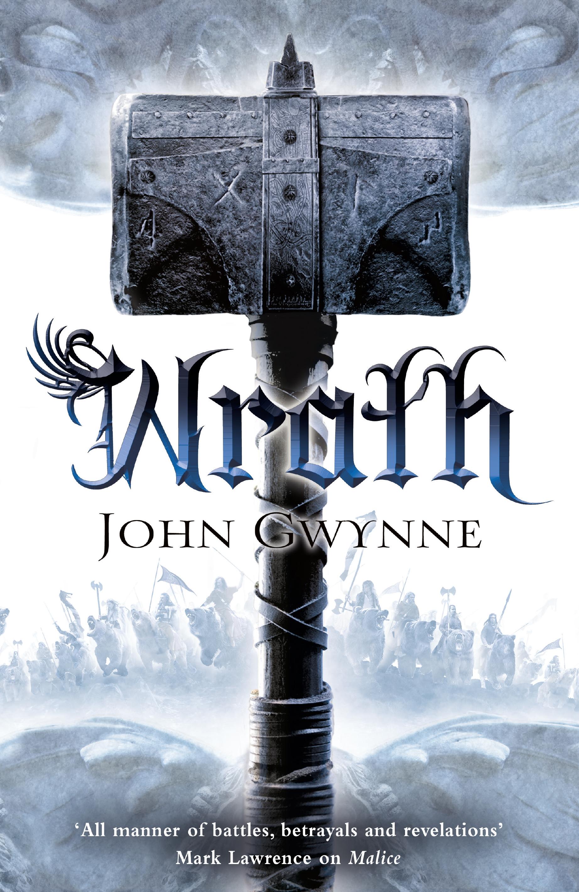 Wrath John Gwynne
