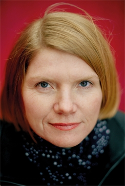 Cathy Rentzenbrink at Edinburgh International Book Festival