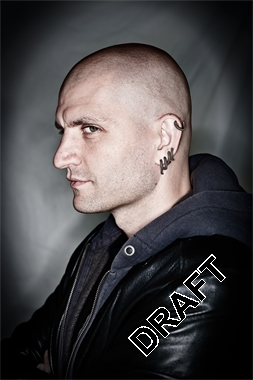 China Mieville at Balham Literary Festival