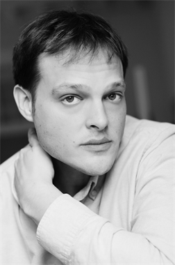Garth Greenwell reads at Topping & Co St Andrews