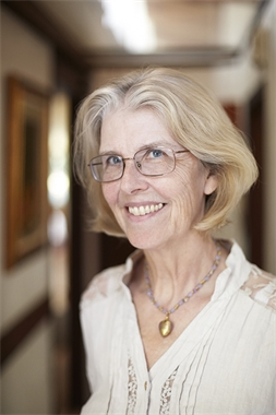 Jane Smiley at the Cheltenham Literature Festival